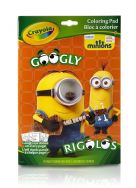 Despicable Me Minions Crayola Googly Eye Show